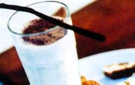 Irish coffee yoghurtshake