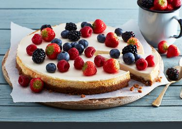 Cheesecake – grundrecept