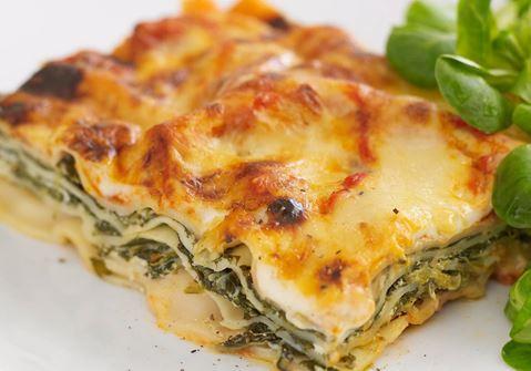 enkel lasagne kelda