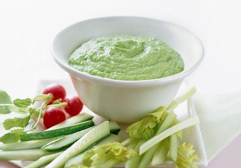 Grön dipp