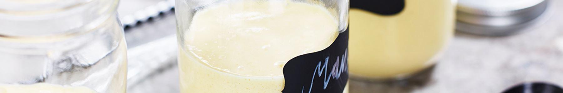gurkmeja recept smoothie