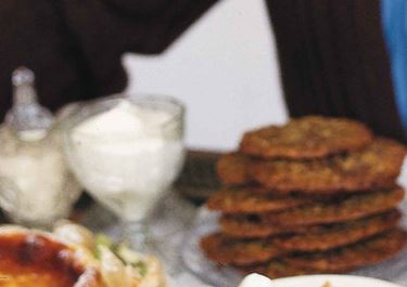 Havre- och chokladcookies