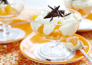 Clementinmousse