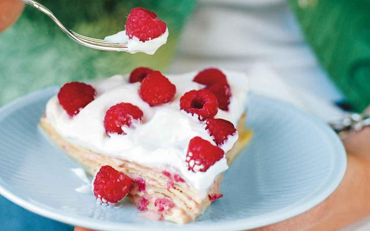 Tårta För Barn Recept Arla