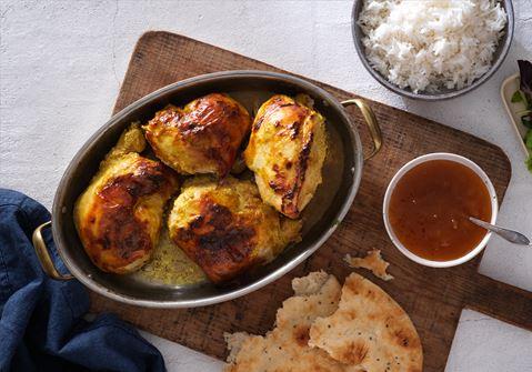 Kyckling tandoori