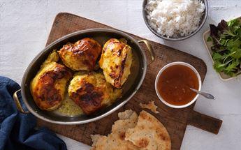 kalorisnål sås till kyckling