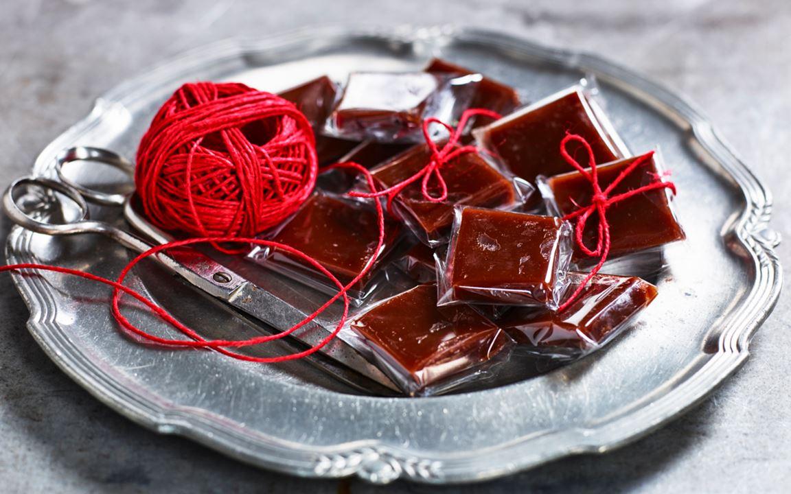 Chokladkola i mikron