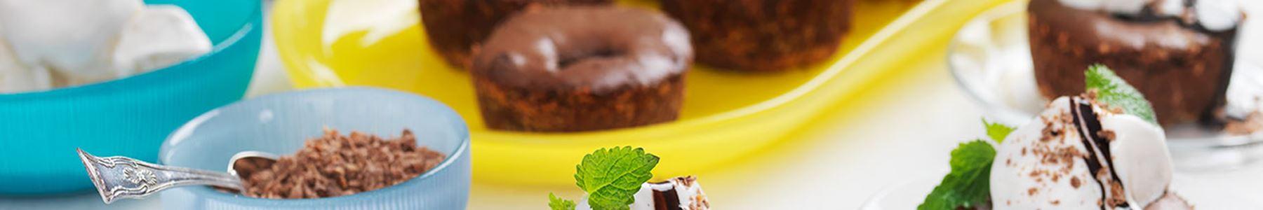 Festliga muffins