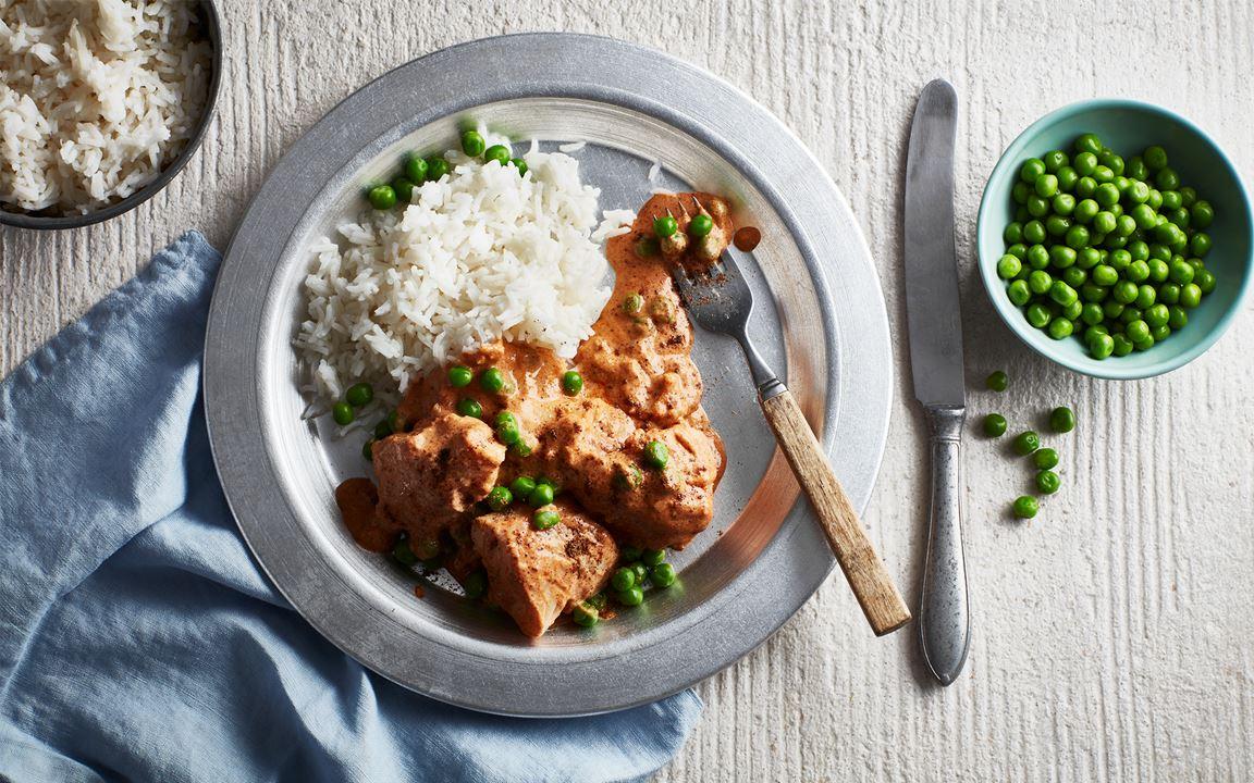 Indisk currytorsk