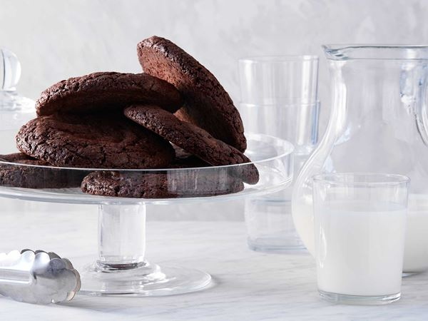 Glutenfri chocolate chip cookie