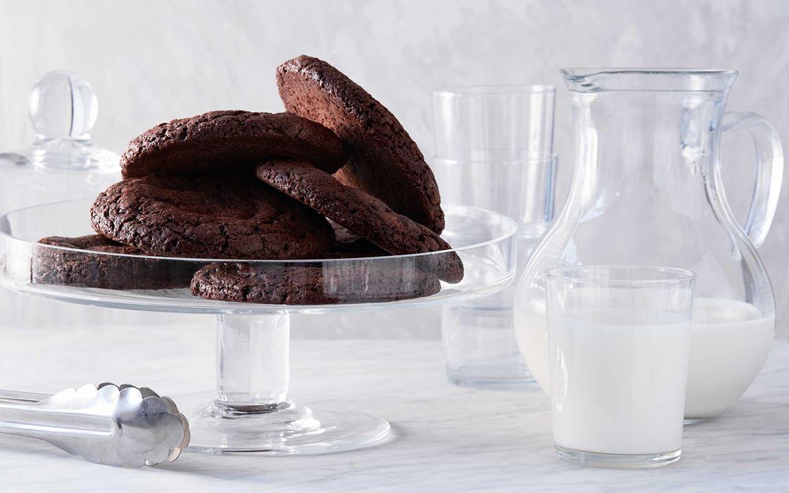 Glutenfri chocolate chip cookie