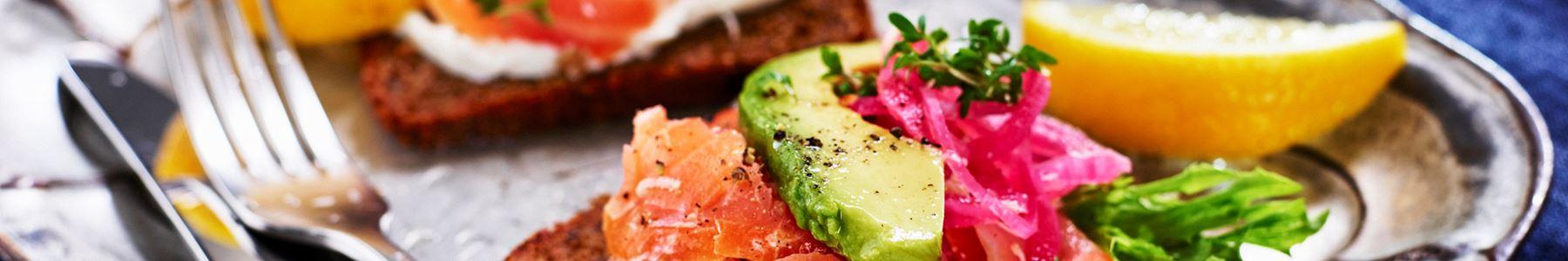 Avokado + Middag + Inlagd