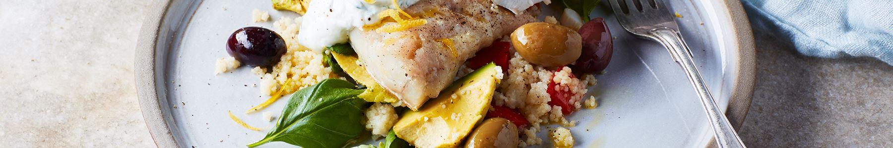 Avokado + Middag + Varmrätt