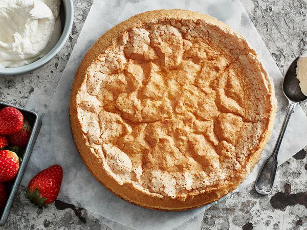 Glutenfri tårtbotten