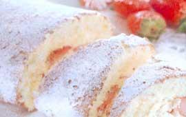 rulltårta recept arla