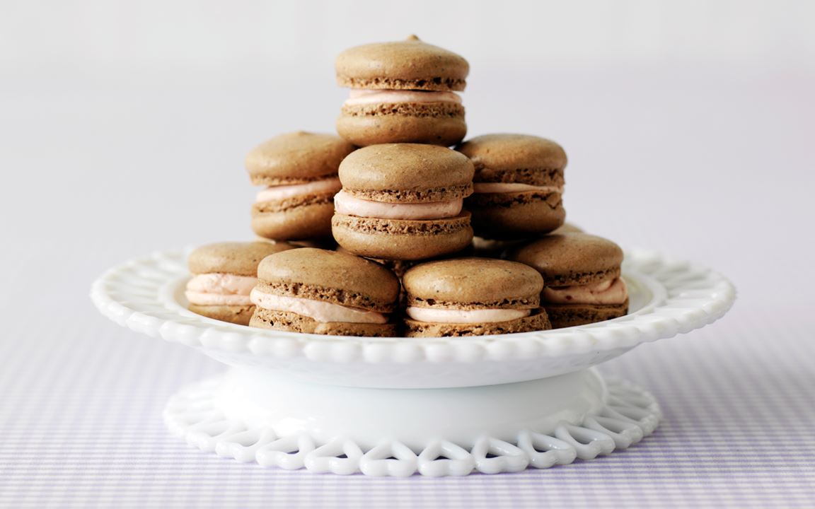 Macarons – grundrecept