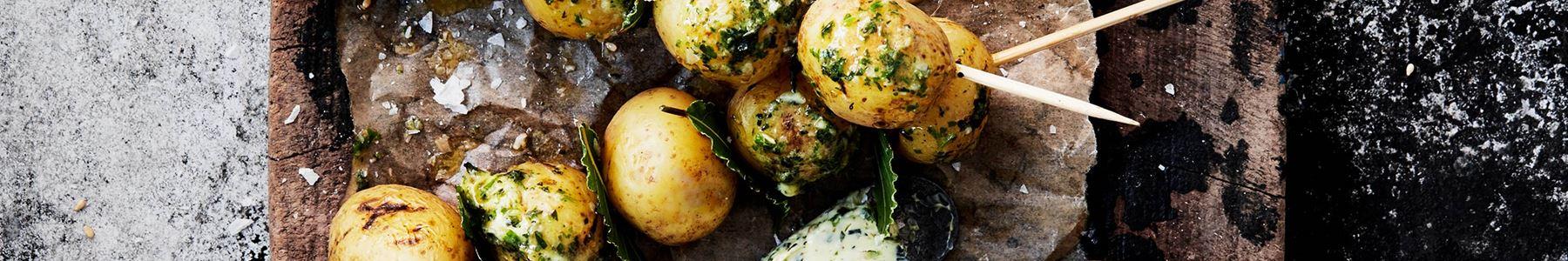 Potatis + Grill + Tillbehör