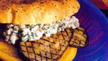 Vegetarisk panini