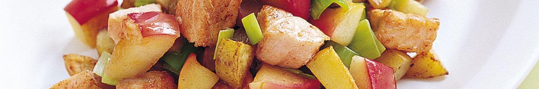 Äpple + Potatis + Curry