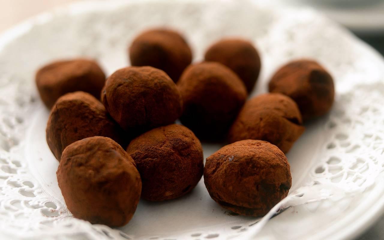 chokladtryffel med baileys