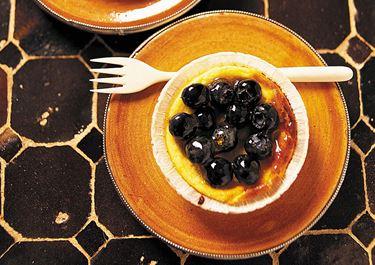 Cheesecake i portionsformar