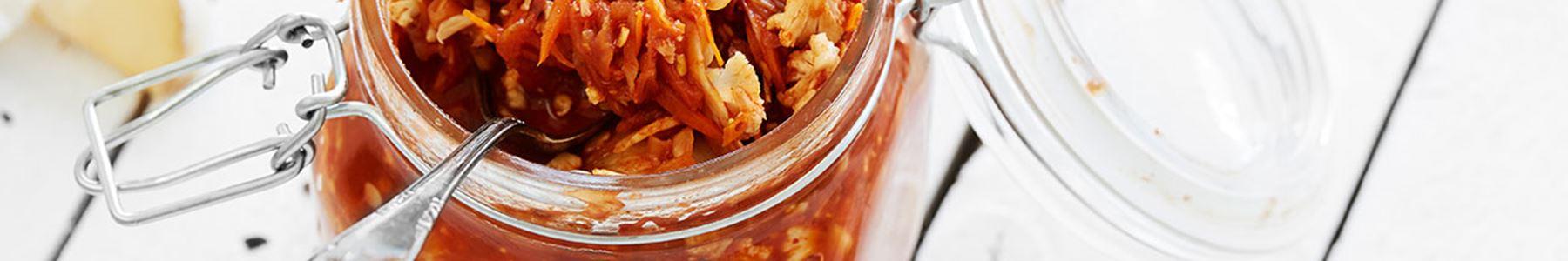 GI-metoden + Kimchi