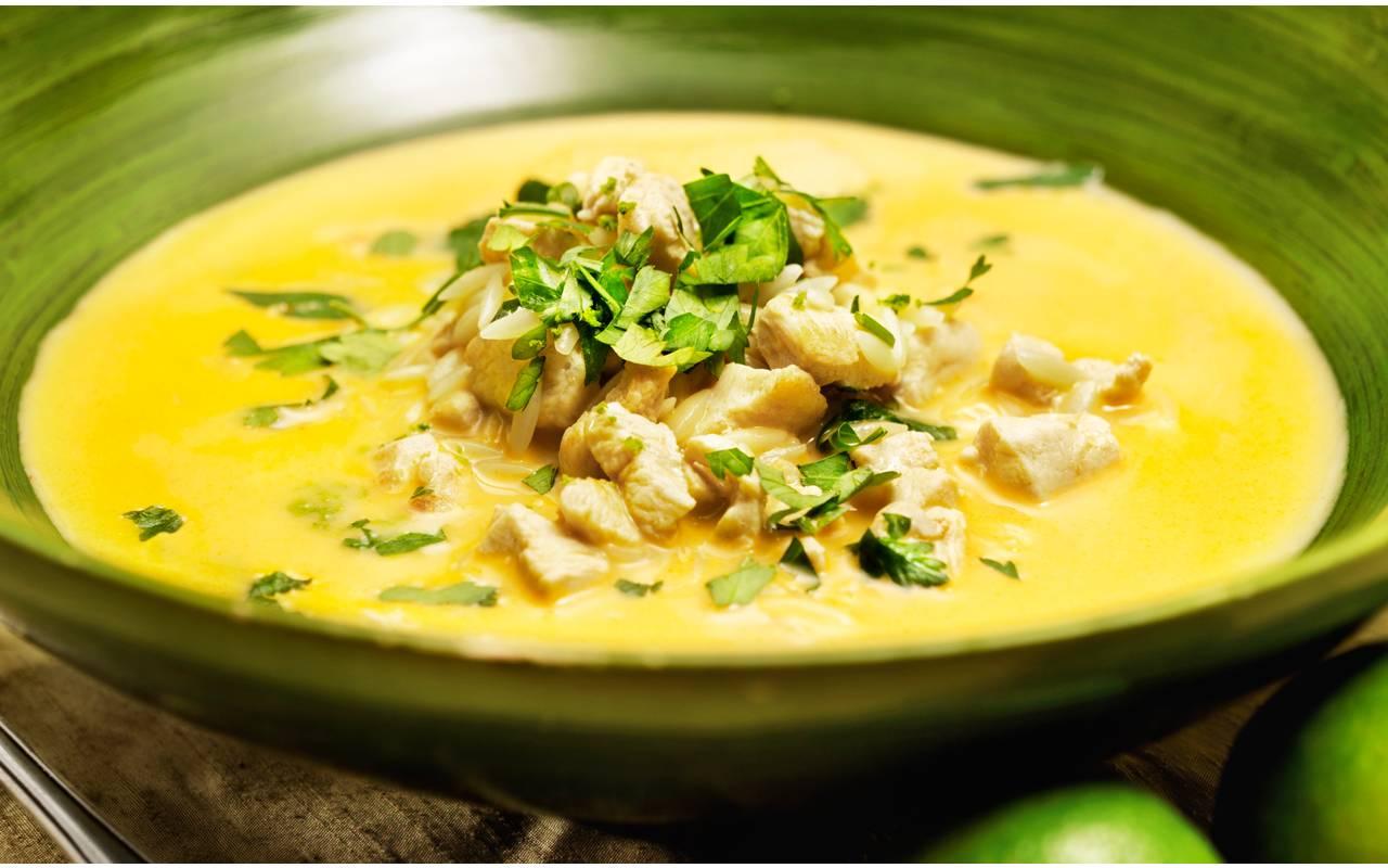 thai soppa recept