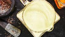 Guldmjölk med gurkmeja