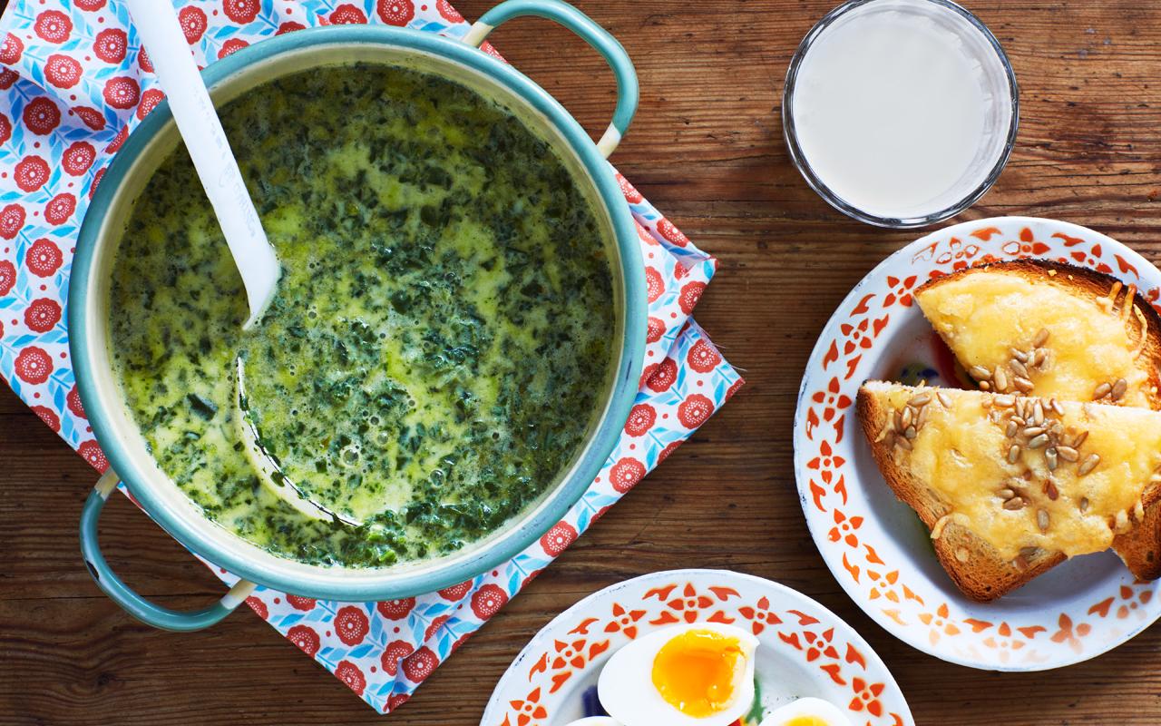 Vegetariska recept med grönsaker