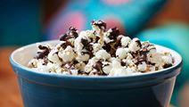 Chokladpopcorn