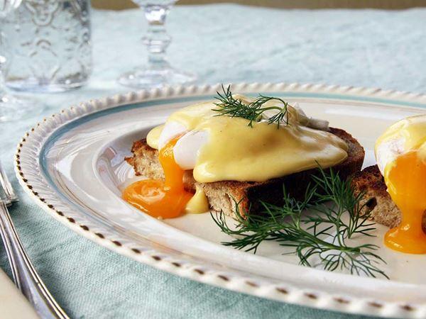 Ägg benedict