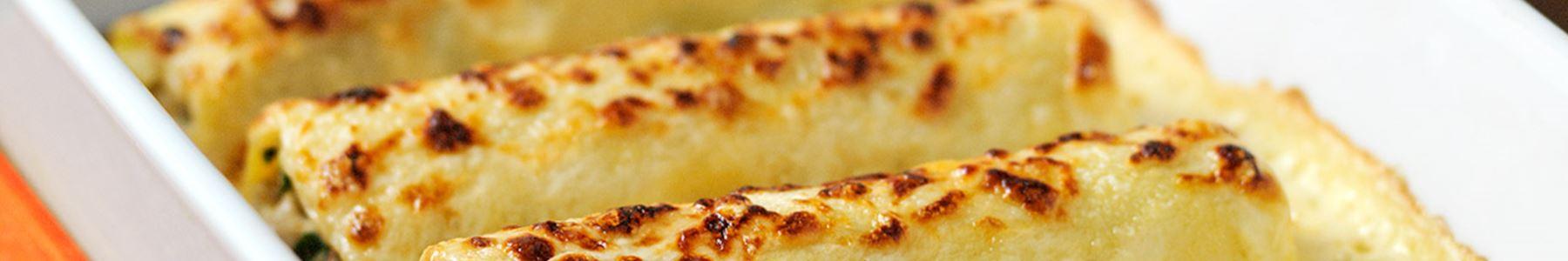 Smör + Canneloni