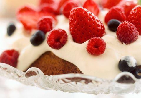 Veras sommartårta