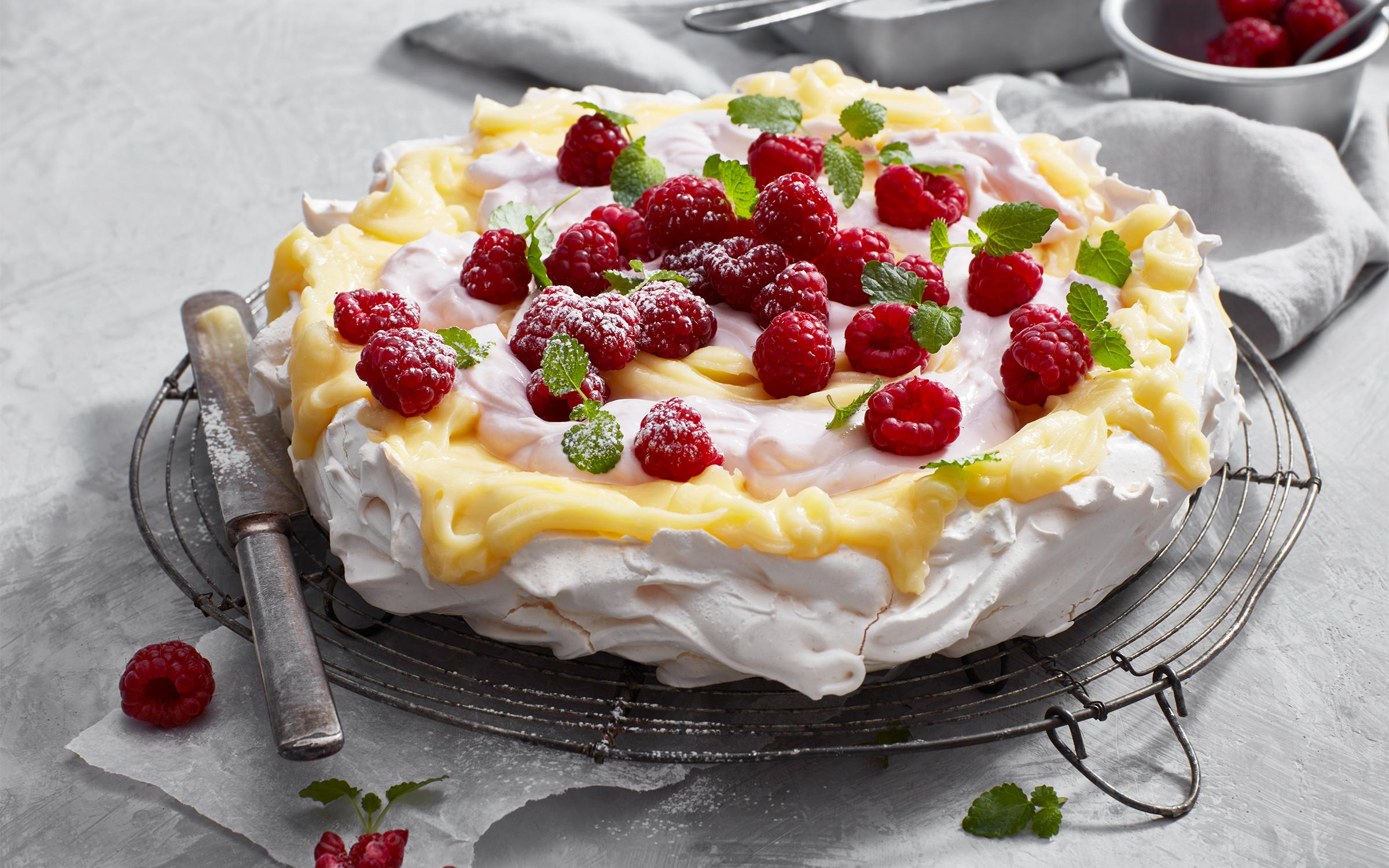 Tårta till efterrätt