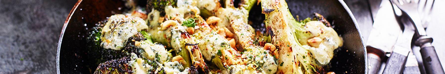 GI-metoden + Broccoli + Grillad