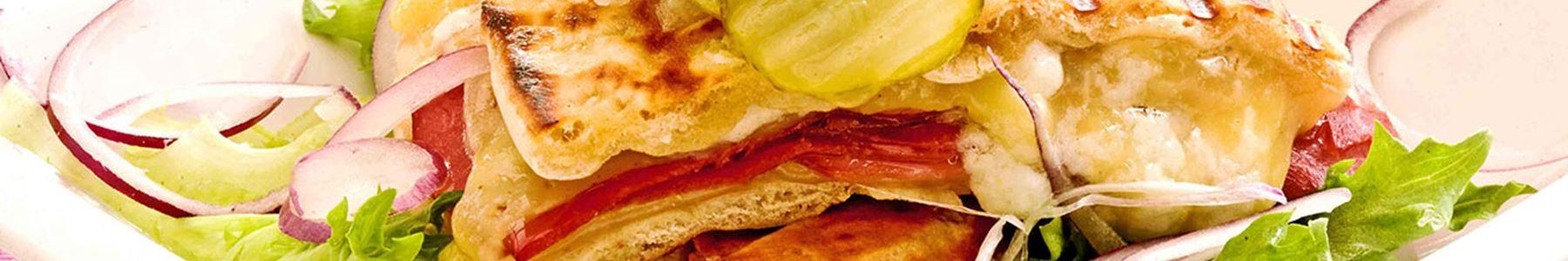 Gurka + Grill + Smörgås