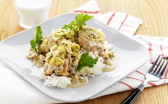 kalorisnåla recept kyckling