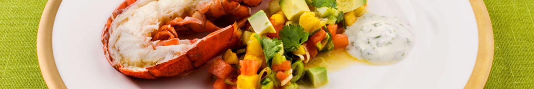 Grönsaker + Mango + Förrätt