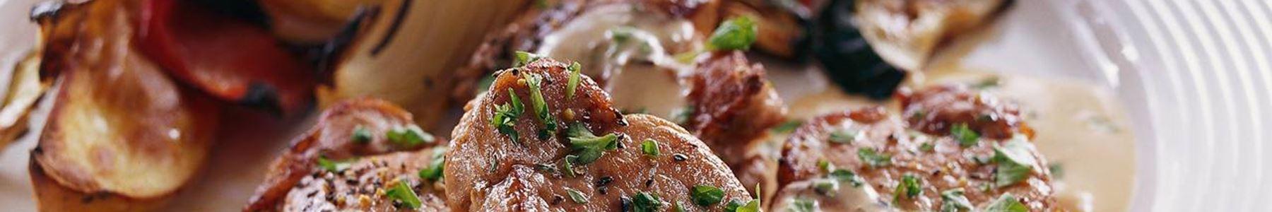 Kött + Grädde + Rosmarin