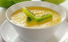 Mixad mangosoppa