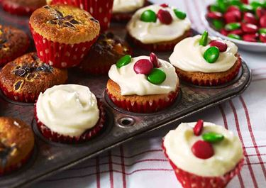 Non stop-muffins