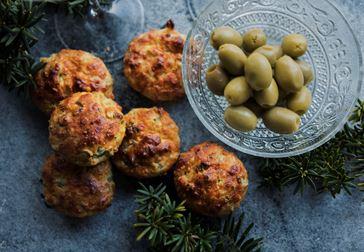 Parmesanmuffins med jalapeno