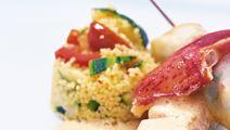Couscous pilaff