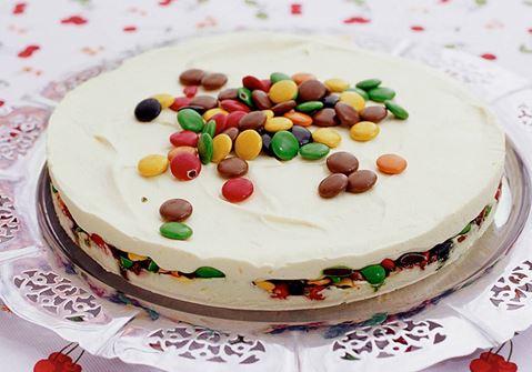 Glasstårta non stop