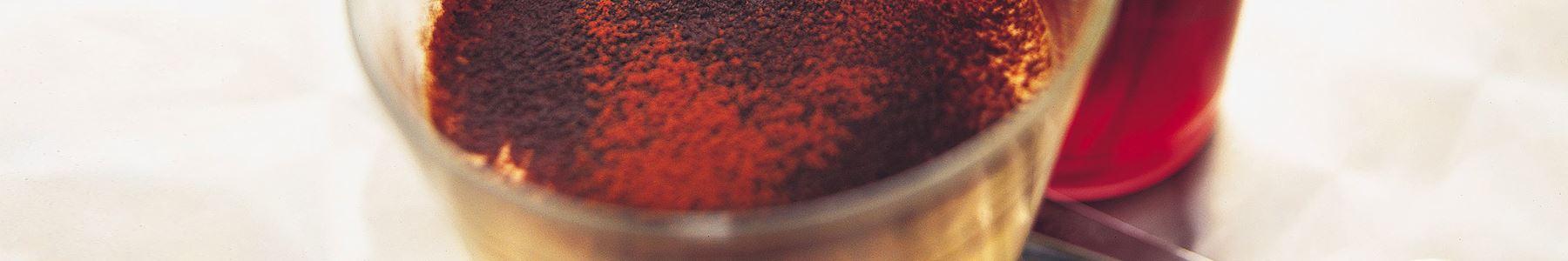 Apelsin + Efterrätt + Tiramisu