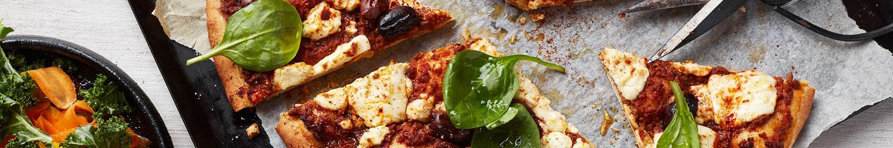Billig + Krydda + Pizza