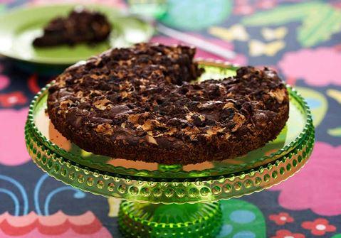 Mountain Chocolatecake