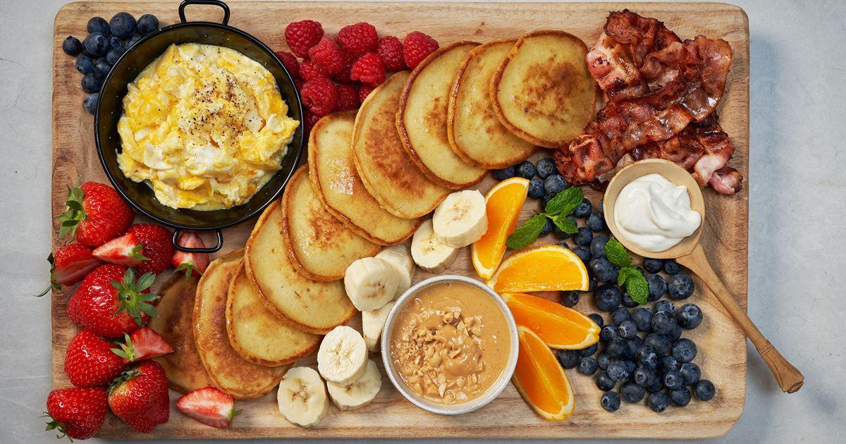 amerikanska pannkakor recept arla