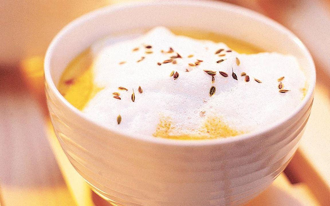 Räkcappuccino