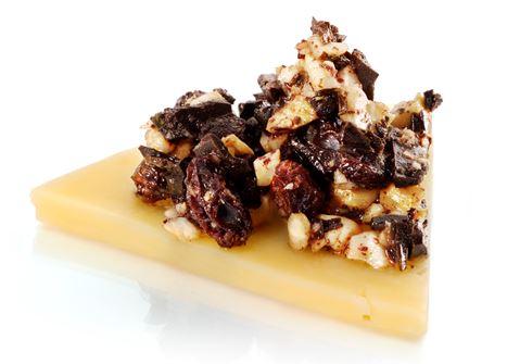 Härlig nöt- och chokladröra